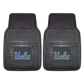 University of California - Los Angeles (UCLA)  2-pc Vinyl Car Mat Set