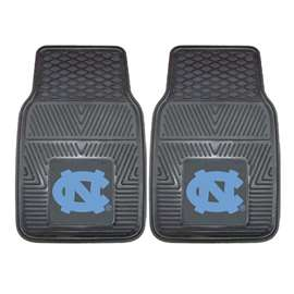University of North Carolina - Chapel Hill 2-pc Vinyl Car Mat Set Front Car Mats