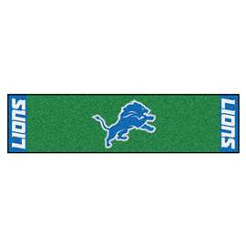 NFL - Detroit Lions Putting Green Mat Golf Accessory