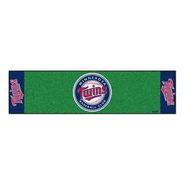 MLB - Minnesota Twins Putting Green Mat Golf Accessory
