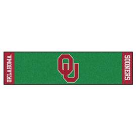 University of Oklahoma  Putting Green Mat Golf