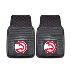 NBA - Atlanta Hawks  2-pc Vinyl Car Mat Set