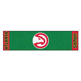 NBA - Atlanta Hawks  Putting Green Mat Golf