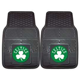 NBA - Boston Celtics  2-pc Vinyl Car Mat Set