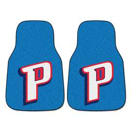 NBA - Detroit Pistons 2-pc Carpet Car Mat Set Front Car Mats