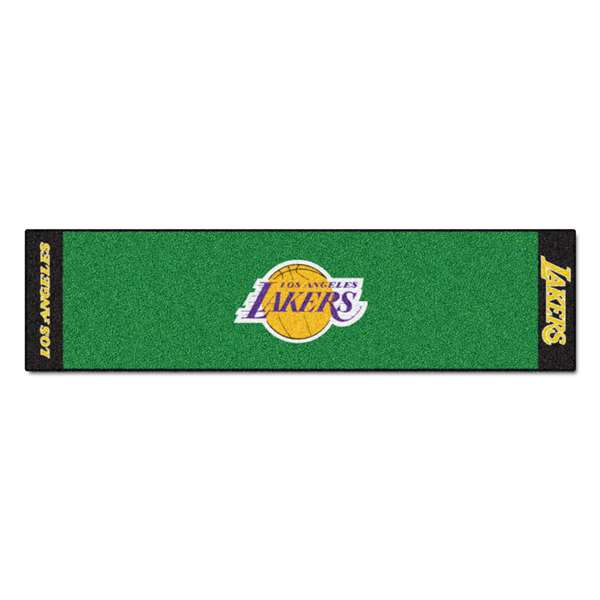 NBA - Los Angeles Lakers Putting Green Mat Golf Accessory