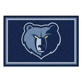 NBA - Memphis Grizzlies 5x8 Rug Plush Rugs