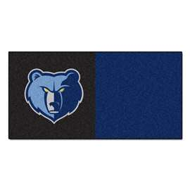 NBA - Memphis Grizzlies  Team Carpet Tiles Rug, Carpet, Mats