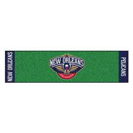 NBA - New Orleans Pelicans  Putting Green Mat Golf