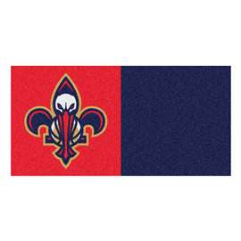 NBA - New Orleans Pelicans  Team Carpet Tiles Rug, Carpet, Mats