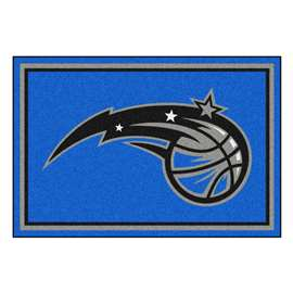 NBA - Orlando Magic 5x8 Rug Plush Rugs
