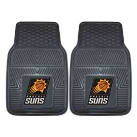 NBA - Phoenix Suns 2-pc Vinyl Car Mat Set Front Car Mats