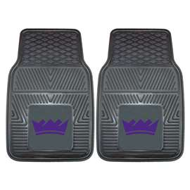 NBA - Sacramento Kings 2-pc Vinyl Car Mat Set Front Car Mats