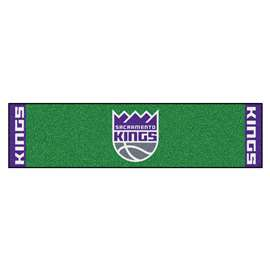 NBA - Sacramento Kings Putting Green Mat Golf Accessory