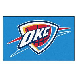 NBA - Oklahoma City Thunder Ulti-Mat Rectangular Mats