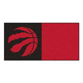 NBA - Toronto Raptors  Team Carpet Tiles Rug, Carpet, Mats