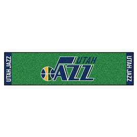 NBA - Utah Jazz Putting Green Mat Golf Accessory