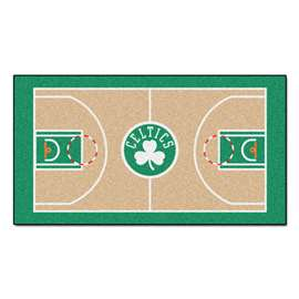 NBA - Boston Celtics  NBA Court Runner Mat, Carpet, Rug
