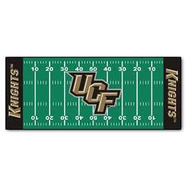 University of Central Florida  Football Field Runner Mat Rug Carpet