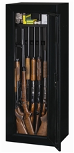 Stack-On GCB-14P-DS 14 Gun Steel Security Cabinet, Hunter Green