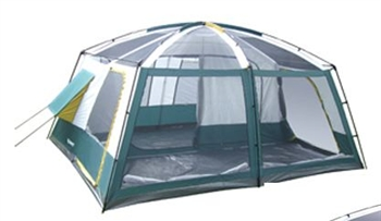 Wildcat Mountain Family Dome Tent 10 Person