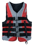 FuzionX Mens Nylon Ski Vest Large