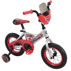 Huffy Cars 12 inch Bicycle Bike