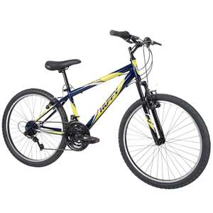 Huffy Boys Incline 24 inch Mountain Bicycle Bike