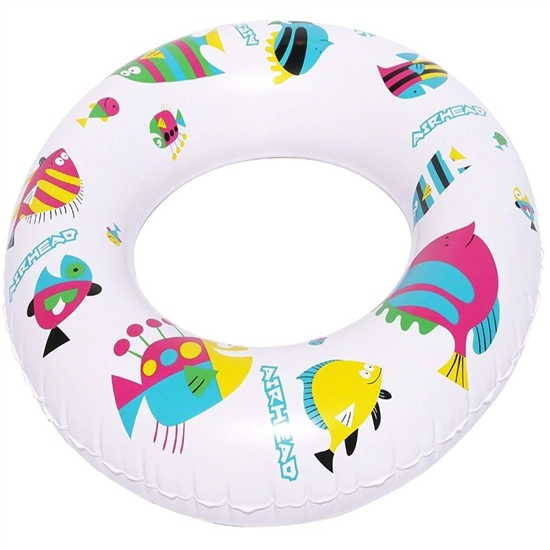 AIRHEAD FISH Pool Float Multi-Color 20 Inches