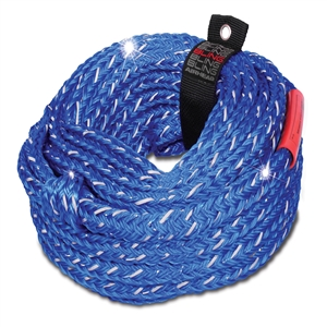 AIRHEAD BLING Tube Rope, 6 Rider ROPES & BUNGEES