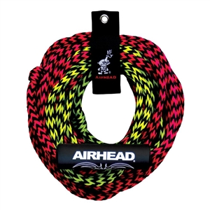 AIRHEAD Tube Rope, 2 Section, 2 RiderROPES & BUNGEES