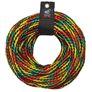 AIRHEAD Tube Rope, 4 Rider ROPES & BUNGEES