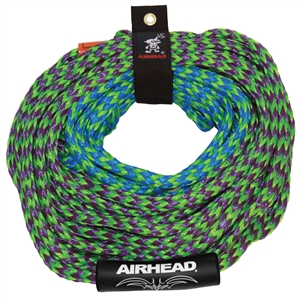 AIRHEAD Tube Rope, 2 Section, 4 RiderROPES & BUNGEES