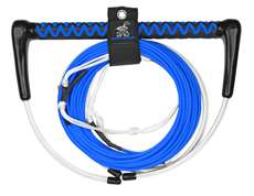 AIRHEAD Dyneema Fusion Wakeboard Rope, Electric BlueROPES & BUNGEES