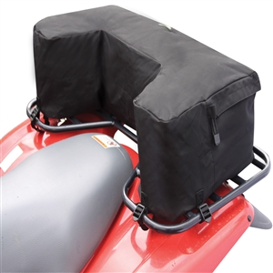 "ATV Wrap-Around Rack Bag, Black Black 34"" x 16"" x 9"""