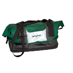 DRY PAK Waterproof Duffel, XL, Green Green X-Large