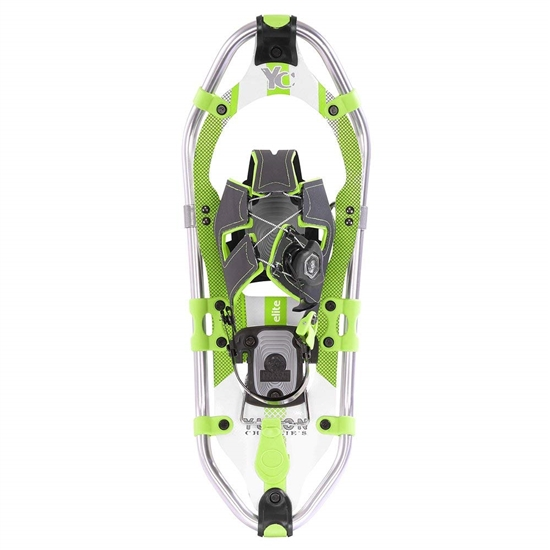 Yukon Elite Spin Women's Snowshoe - 825 (White/Lime Green)