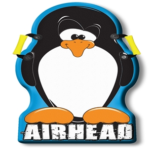 AIRHEAD SILLY PENGUIN Foam Sled