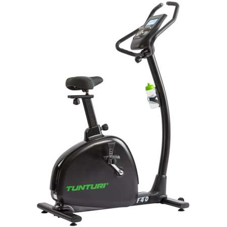 Tunturi F40 Competence Series Upright Exercise Bike