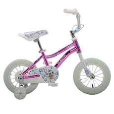 Mantis Spritz Pink Ready2Roll 12 inch Kids Bicycle, 2 Minute Hassle-Free Assembly