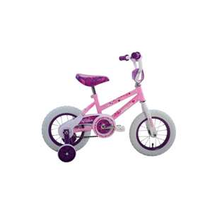 Apollo Heartbreaker 12 inch Kid's Bicycle, Pink