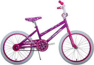 Apollo Heartbreaker 20 inch Kid's Bicycle, Violet