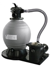 Swim Time 22 in. Sand Filter System with 1-1/2 HP Pump for Above Ground Pools