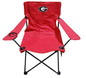 University of Georgia Bulldogs Adult Chair -Tailgate Camping