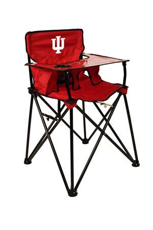 University of Indiana Hoosiers High Chair - Tailgate Camping