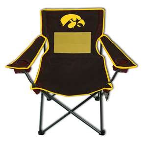 University of Iowa Hawkeyes Monster Mesh Chair - Tailgate Camping