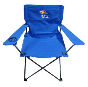University of Kansas Jayhawks Adult Chair -Tailgate Camping