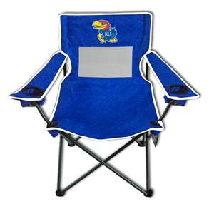 University of Kansas Jayhawks Monster Mesh Chair - Tailgate Camping