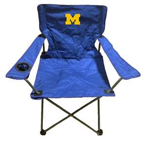 University of Michigan Wolverines Adult Chair -Tailgate Camping