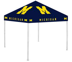 University of Michigan Wolverines 9X9 Canopy Tent Shelter